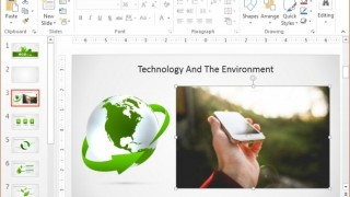 How to remove background from image in powerpoint 2013 go to eco friendly powerpoint template toneelgroepblik Image collections