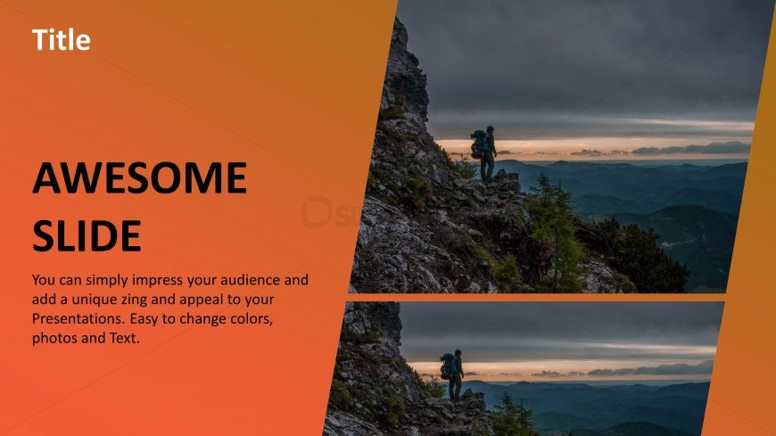 Animated Cutout PowerPoint Templates