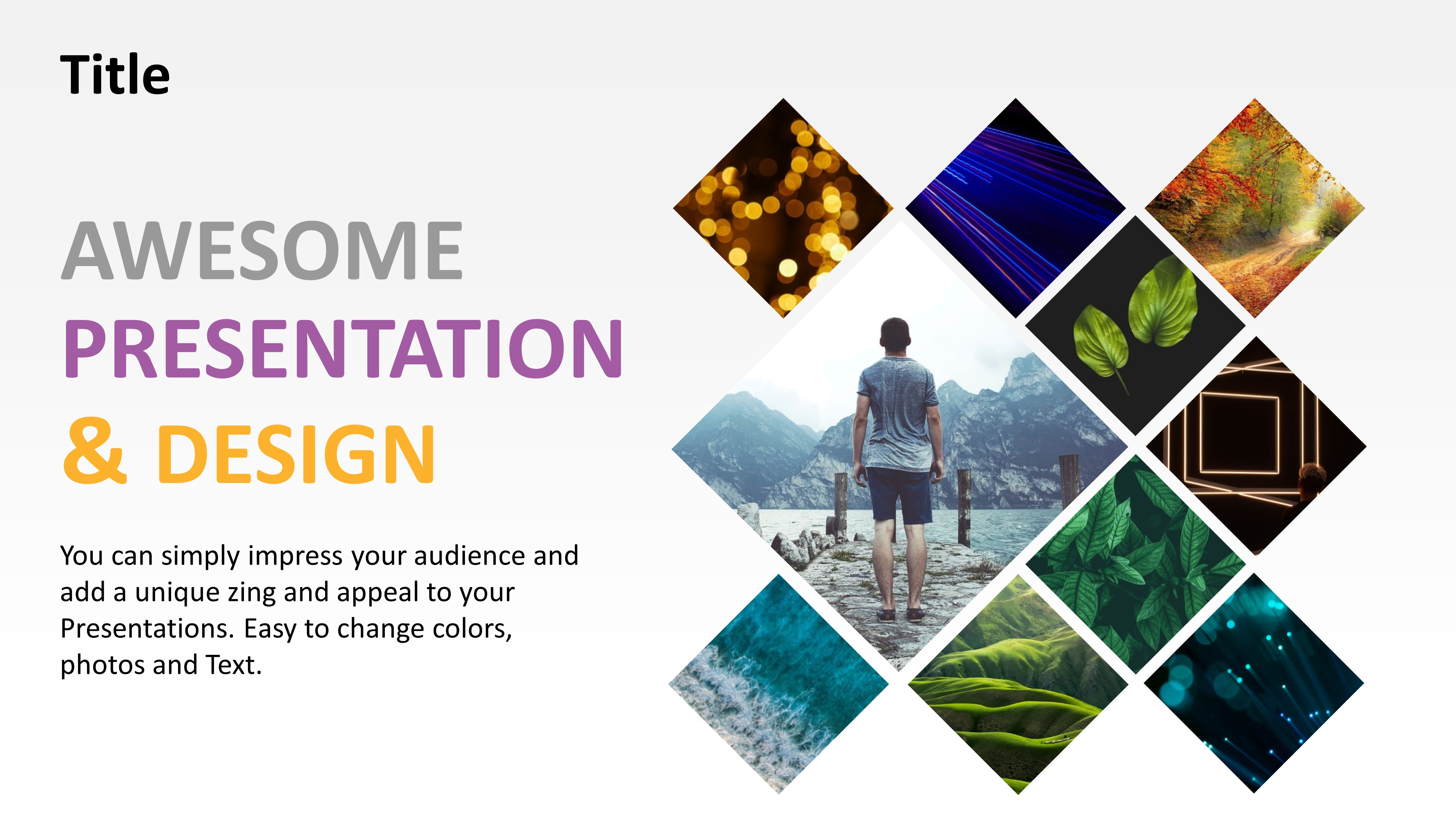 Animated Templates of Awesome PowerPoint