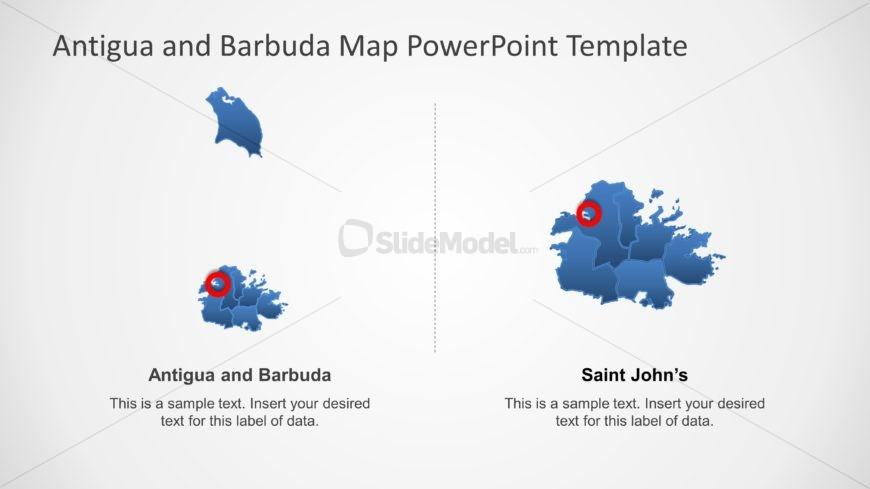 Capital City of Antigua and Barbuda