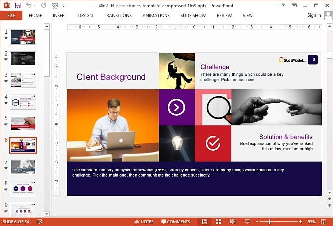 How To Create A Template For Powerpoint