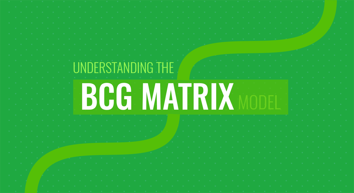 Understanding the BCG Matrix Model