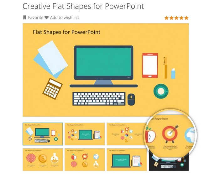 Target Icon for PowerPoint