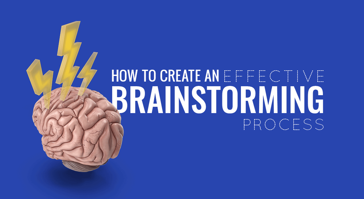 How to Create an Effective Brainstorming Process in Your Company