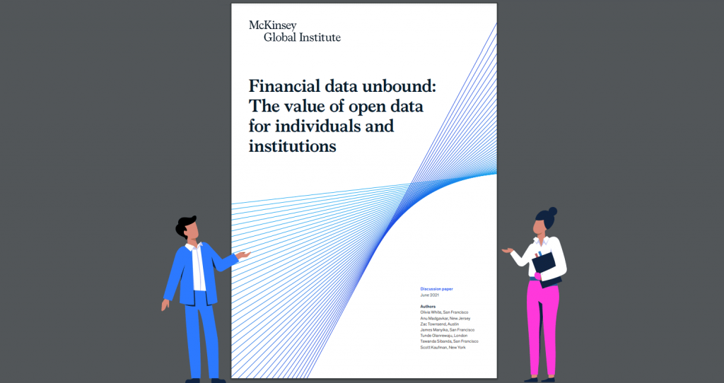 Example of Professional Consulting Report - Source: McKinsey