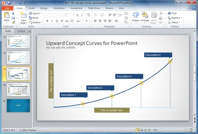 describe-concept-curves-upward