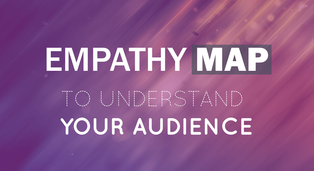 How to Use an Empathy Map to Understand Your Audience