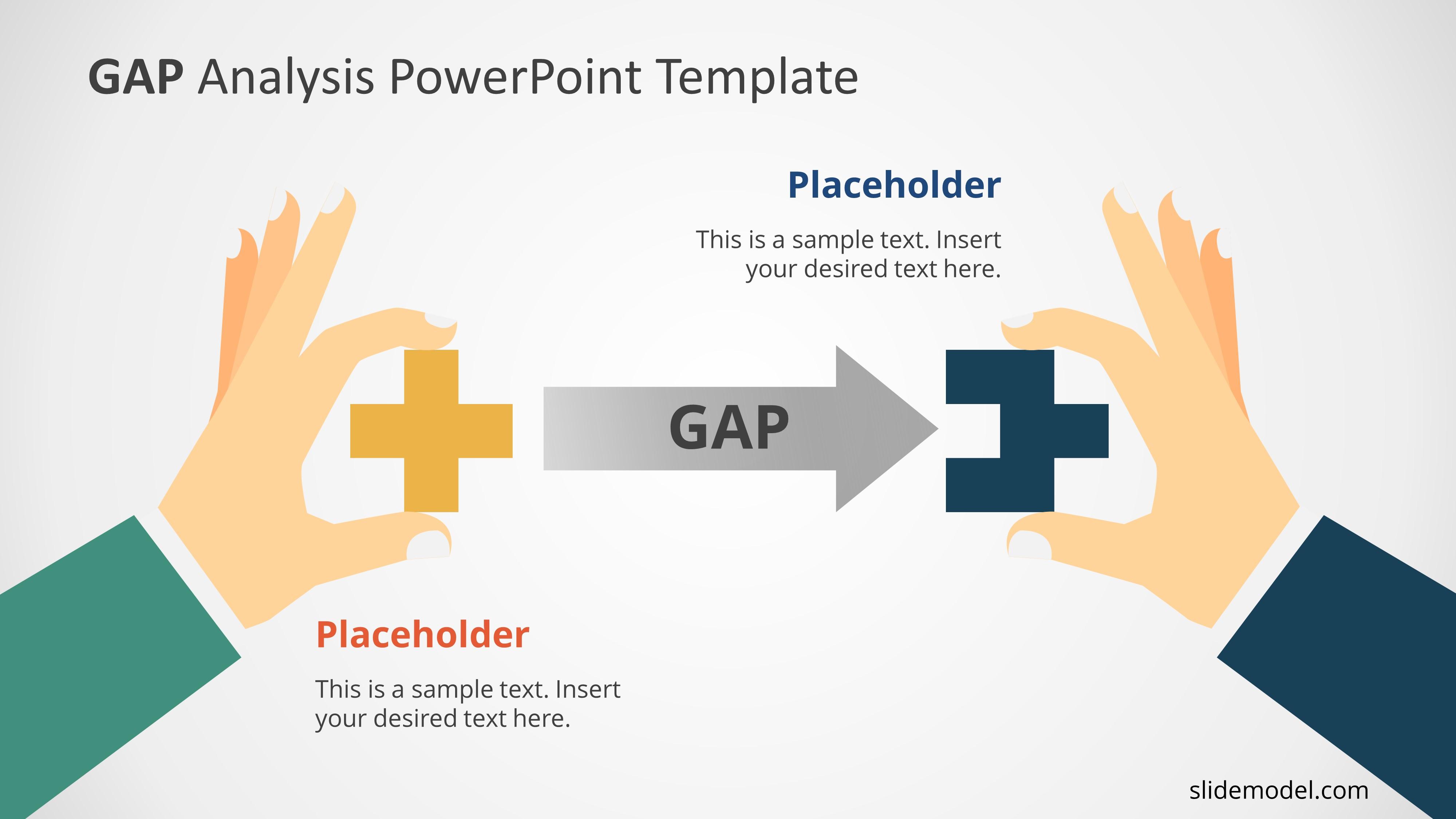PPT GAP Analysis Template