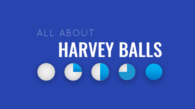 All About Using Harvey Balls