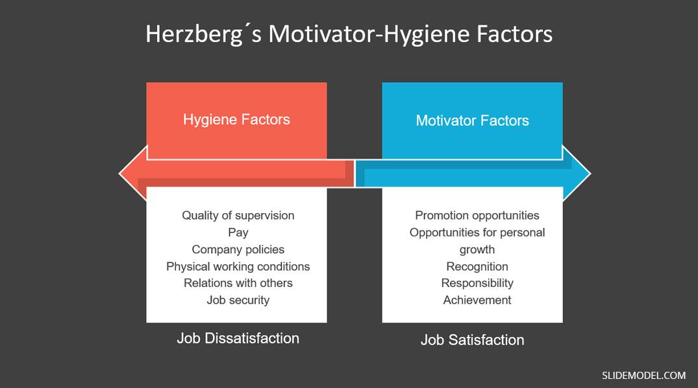 Hygiene Motivator Factors