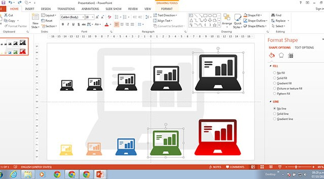 How To Use PowerPoint Icons to Boost your Presentation Visual Quality