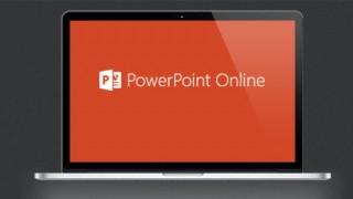 PowerPoint Online over Mac