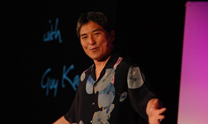 PowerPoint Techniques 10/20/30 Kawasaki