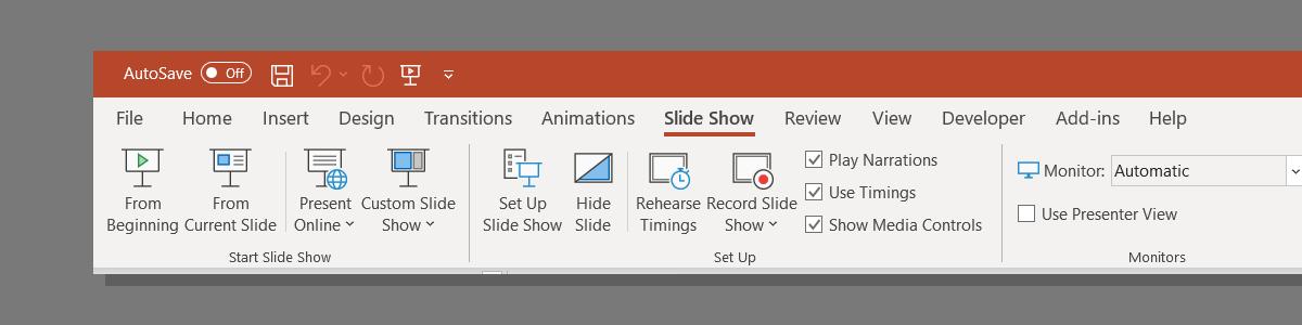 PowerPoint Presentation Online Slide Show