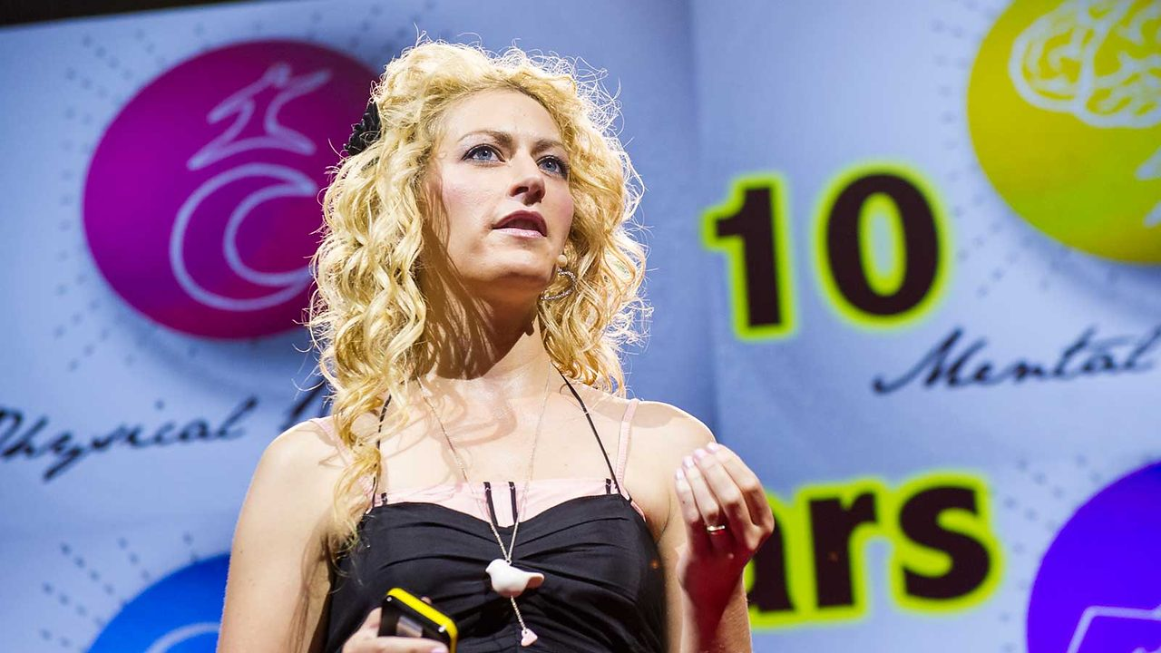 TED.com Jane McGonigal Ted Talk - This Game Will Give You 10 Years of Life