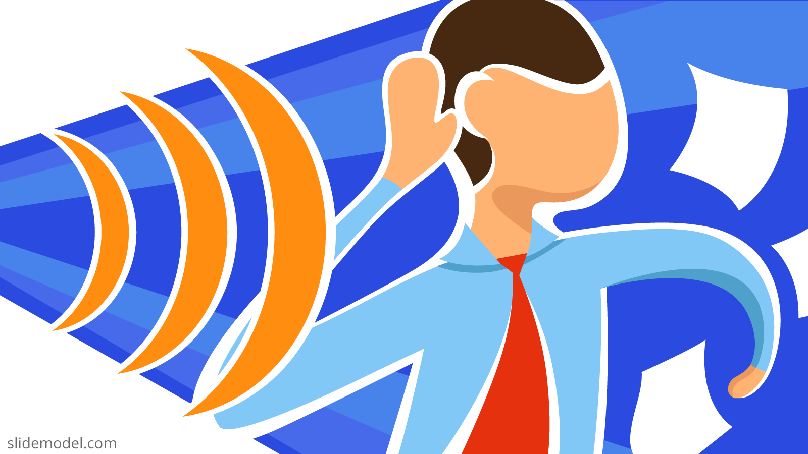 Voice of the Customer Listening Illustration
